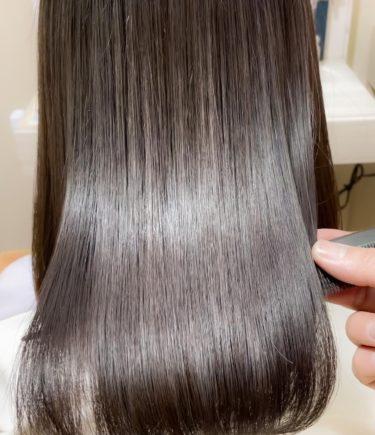 『お客様事例』髪質改善ヘアエステ
